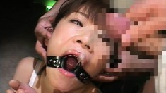 Kinky Japanese schoolgirls are addicted to rough sex and fresh sperm