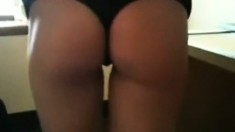 Dick Humping Blonde Sexy Amateur Ex Girlfriend Fucks In Pov
