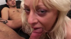 Casting girls put their sexy bodies on display and get pounded rough