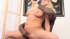 Sex-starved Natasha wants to suck a black cock and get nailed