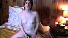 Amateur Teen Masturbates On Hidden Camera
