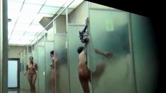 Voyeur - Europe. Pool Shower.