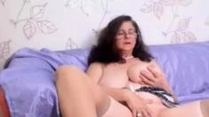 amateur granny webcam