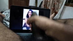 Moaning Cum Tribute for Shruti Hassan Big Boobs