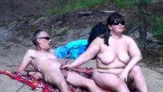 Amateur girls voyeur fuck in public place