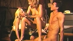 Vintage Group Sex Outdoor