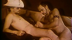 Bound dude gets his ass taken advantage of by some huge toys and fists