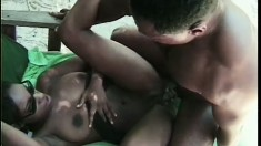 Treasure is a hot ebony girl with a passion for black cock and anal sex